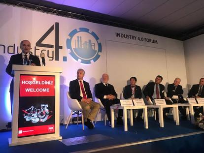 EGD Endüstri 4.0 Uyumlu Fabrikalar ve Toplum 5.0'ı tartışacak