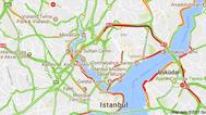 İçişleri Bakanlığı Yandex İle Bayram Trafiğinde Sürücüleri Uyarıyor