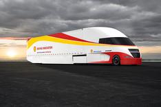 Shell ve AirFlow'un Starship'i Yollarda