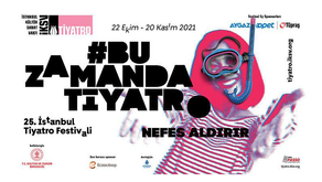 25. İstanbul Tiyatro Festivali Başlıyor.