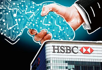 HSBC'den Blok Zinciri ile İlk İşlem
