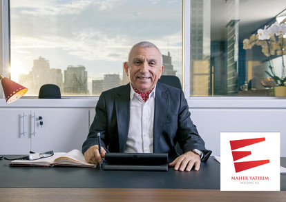 MAHER Holding'te Yeni CEO, Levent Uluçeçen