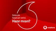 Vodafone'nun Yeni Marka Konumlandırmasının Çıkış Noktası: Gelecek Hakkında İyimser Olmak. Pozitif Ya