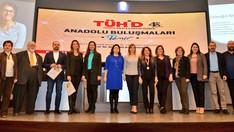 İzmir Marka Kent Olgusu, TÜHİD Anadolu Buluşması'nda İncelendi