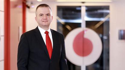 Emre Ergun, Vodafone Müşteri Operasyonları İcra Kurulu Başkan Yardımcılığı Görevinde