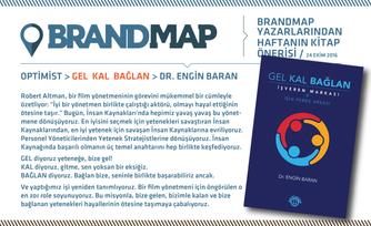 BrandMap Yazarlarından Kitap önerileri