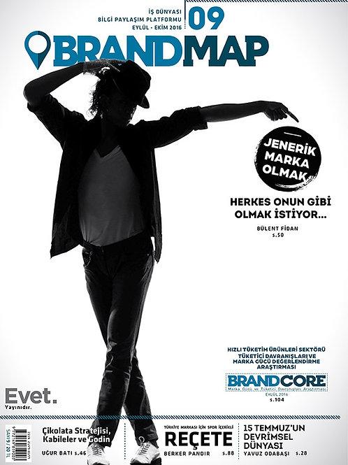 BrandMap Sayı 9 Ekim