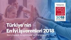 Great Place to Work Enstitüsü, Türkiye'nin En İyi İşverenini Seçecek...