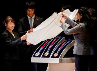 İlk Geri Dönüşümlü Madalyalar TOKYO 2020'de