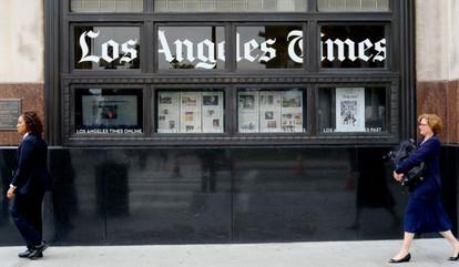Los Angeles Times'ın Satışı Büyük Yankı Uyandırdı