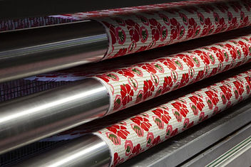 Textile Production Roll Fabric