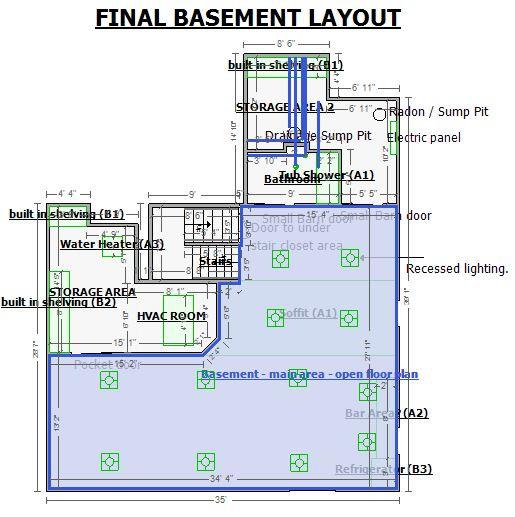 Reeves Final Basement Remodel - After