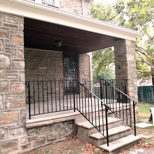 Philadelphia Porch