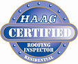 RJE HAAG Certified Roof Inspection Firm