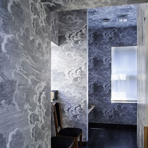 Did you know that wallpaper isn't just for walls?