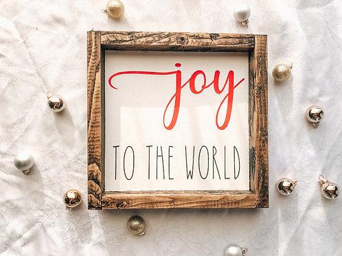 Mini joy to the world