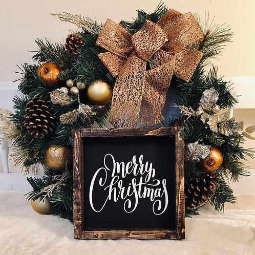 Merry Christmas Mini