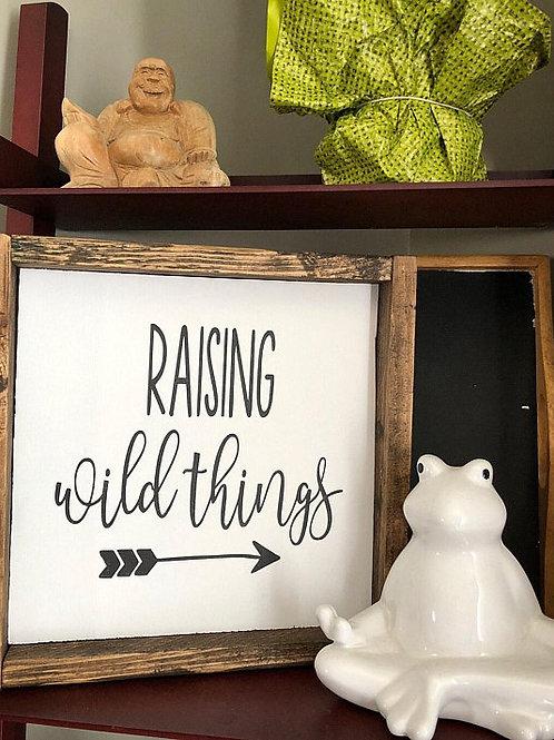 Raising Wild Things
