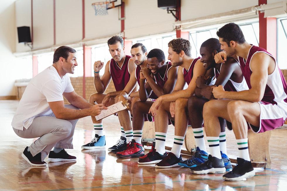 Basketball Team Travel