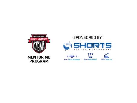 STM Sponsors CABMA Mentor Me Program 2021-22