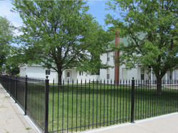 Iron Ornamental Fence