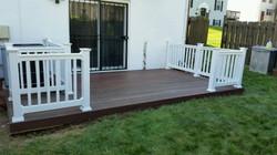 Composite Deck and Porch
