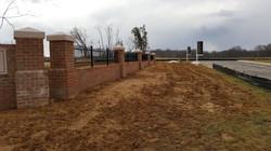 Retaining Wall Ornamental Rails