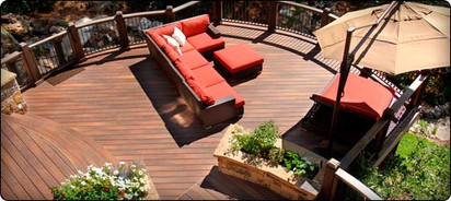 Composite Decking in Crofton