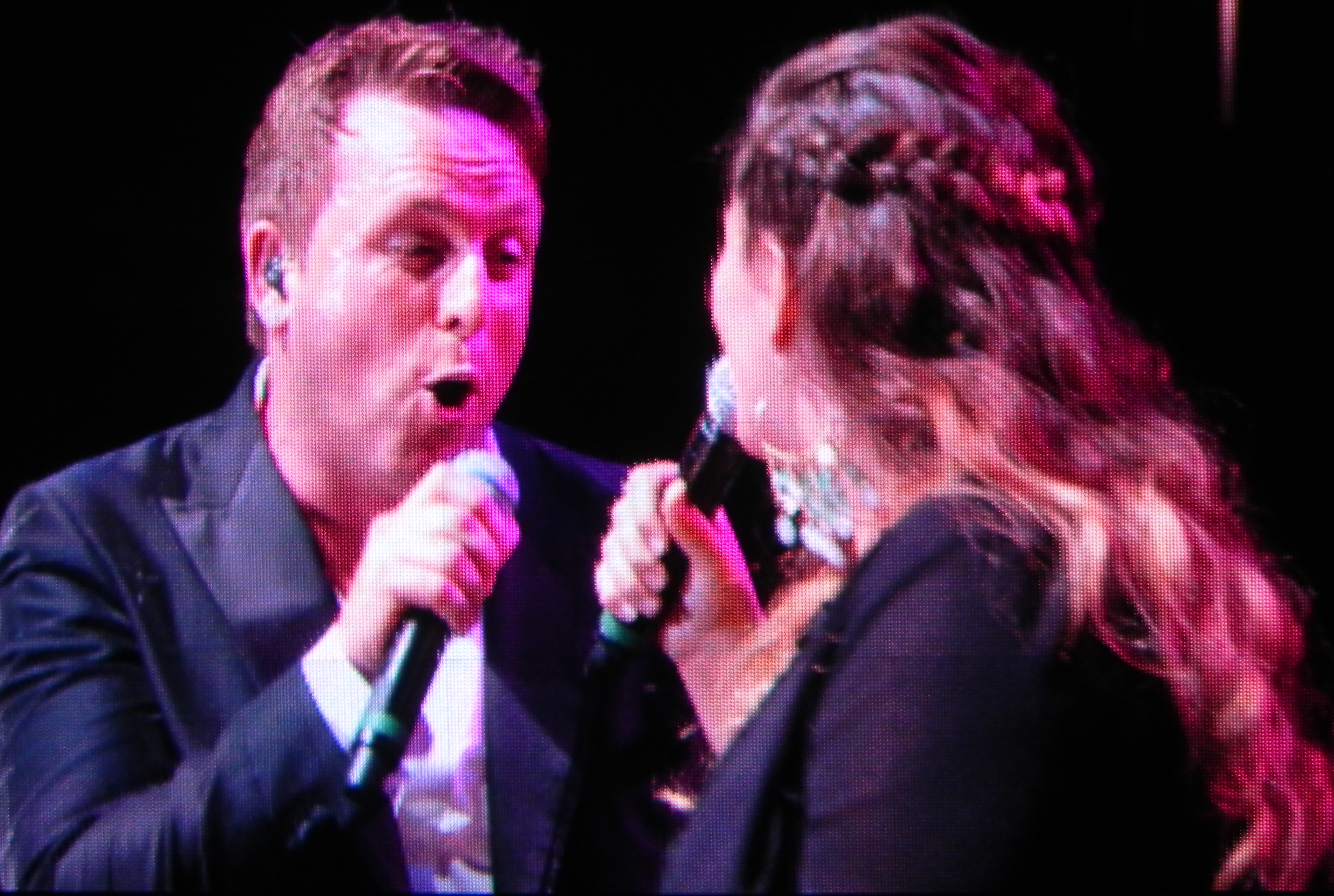 Johnny Reid & I, AB Flood Aid Show