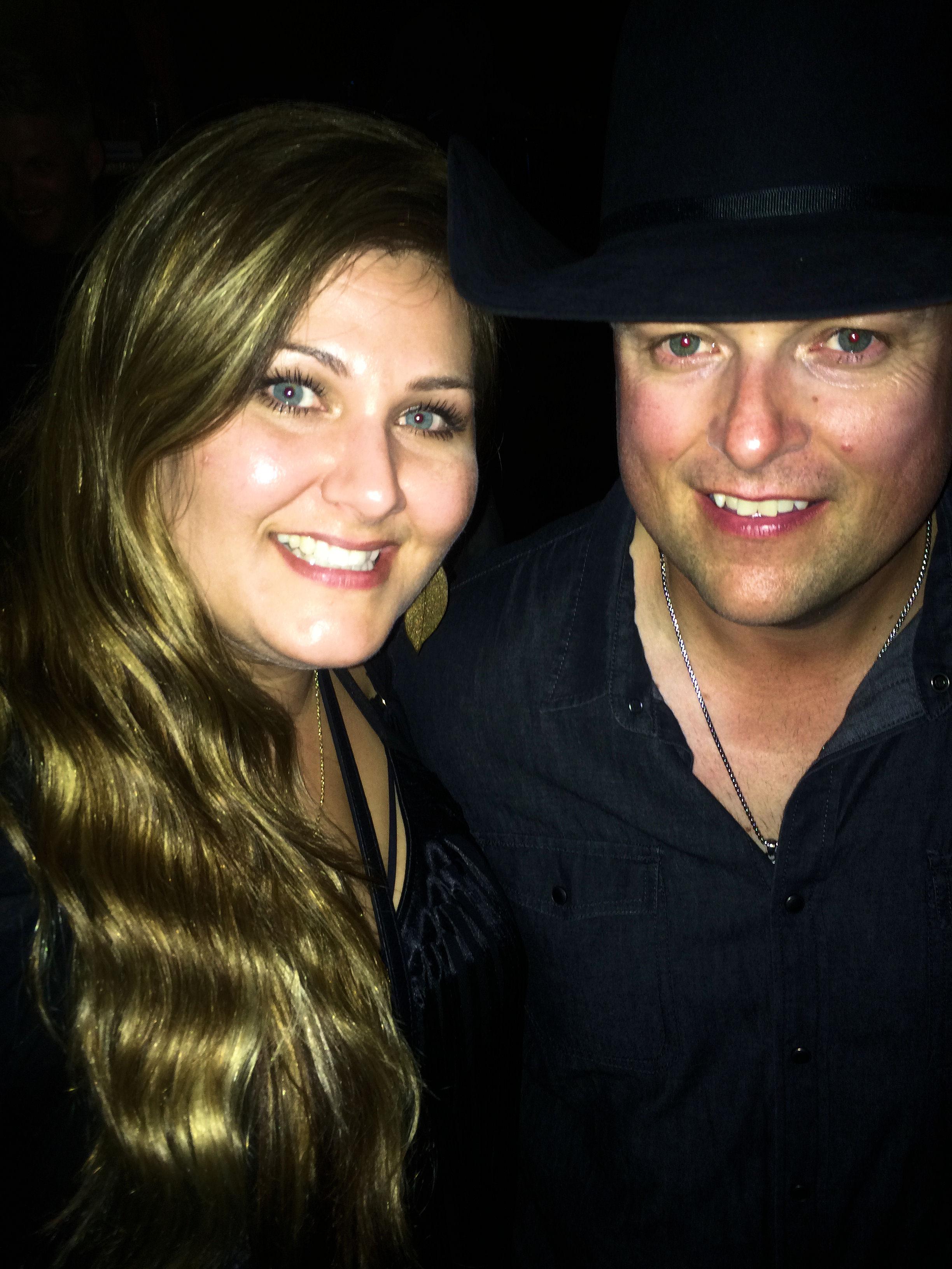 Gord Bamford & I, CCMAs, Halifax