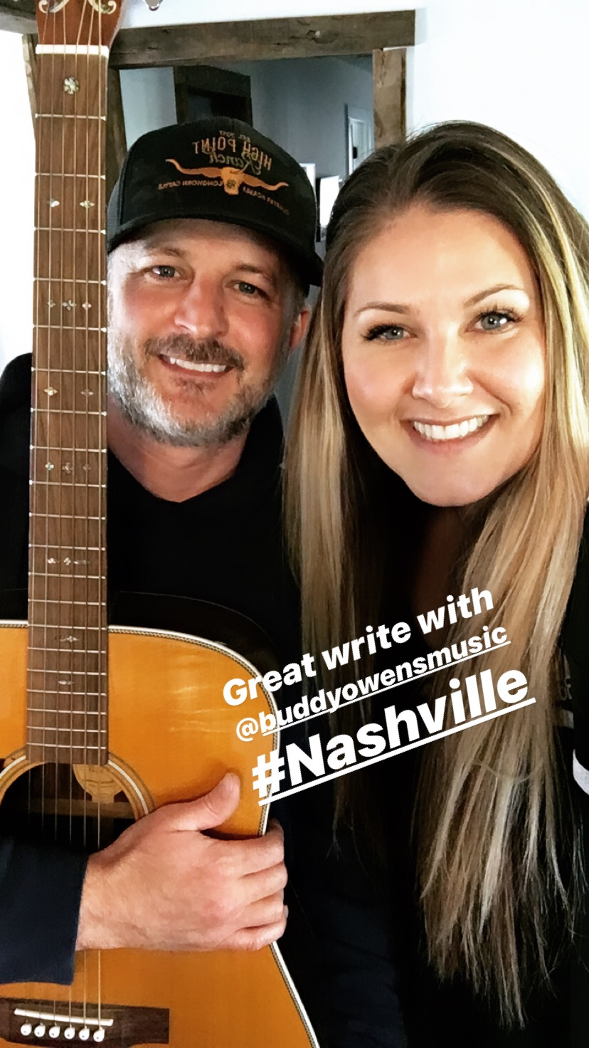 Writing w/Buddy Owens - Nashville