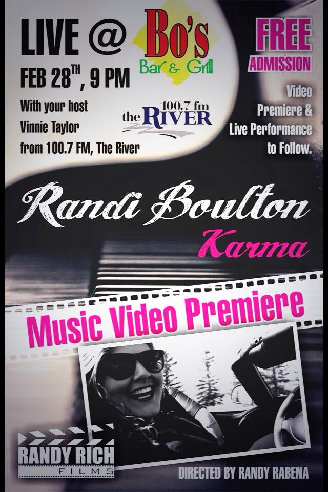Karma Music Video Premier Poster.jpg