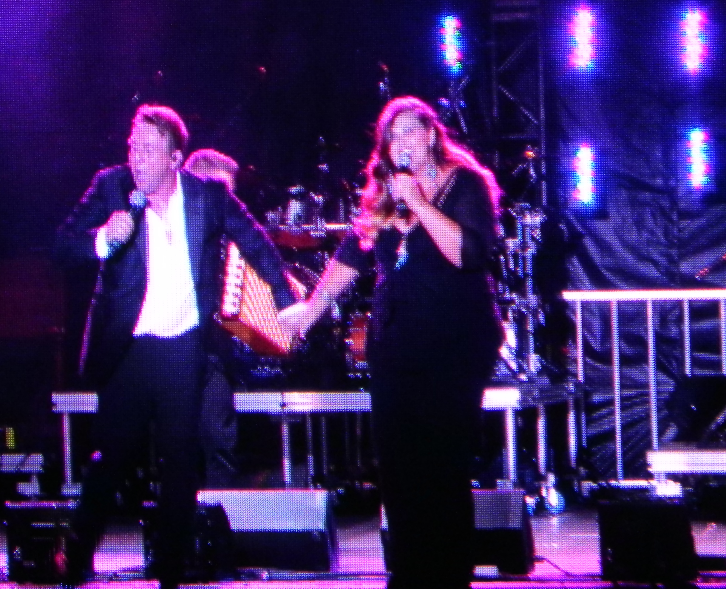 Johnny Reid & Randi Boulton