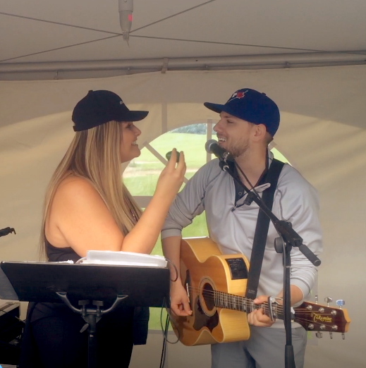 Brett Kissel & I, Love Of Children Golf Tournament, Red Deer