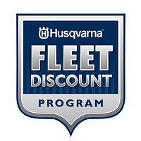 Husqvarna Fleet Discount
