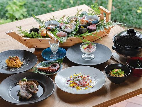 SAS_RestaurantUchitomi_DinnerTable_20200