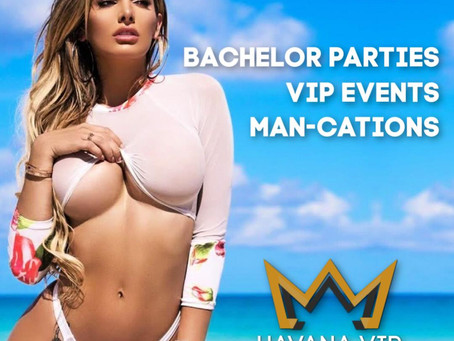BACHELOR PARTIES, VIP EVENTS