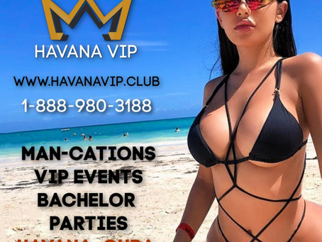 MAN-CATIONS, VIP EVENTS