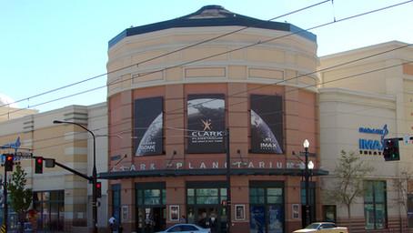 Coming to Clark Planetarium, Salt Lake City!