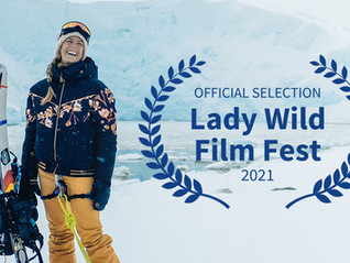 An Official Selection at the Lady Wild Film Fest!