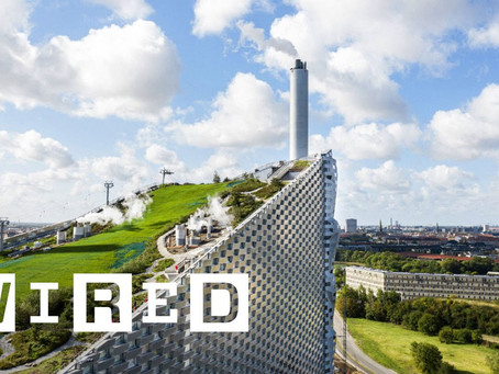 CopenHill: The Clean Energy Plant With A Ski Slope