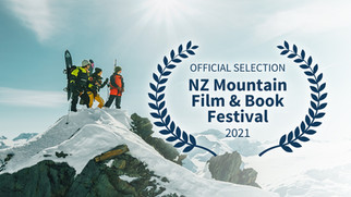 An Official Selection at the New Zealand Mountain Film & Book Festival!