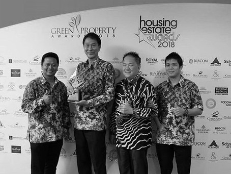 Green Property Award 2018 - Savasa & Sentul City