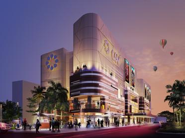 Grand Dharmahusada Lagoon Mall