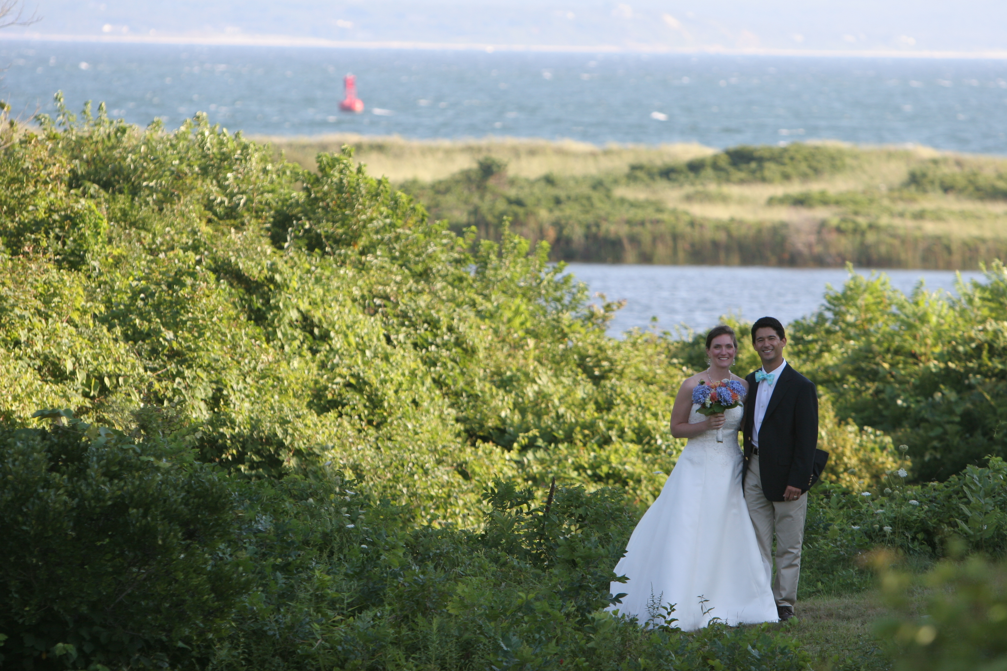 Woods Hole Wedding