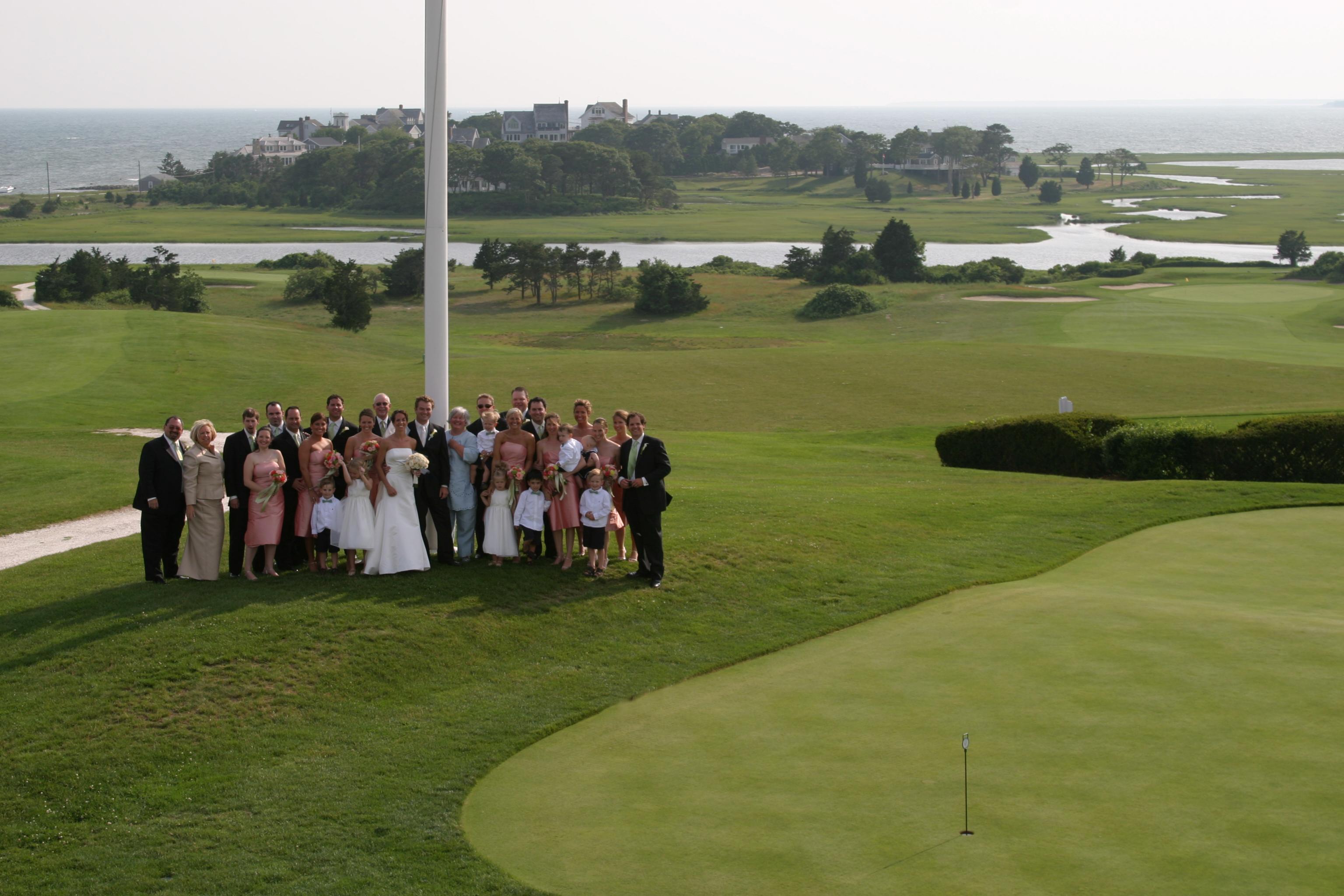 Hyannisport Club Wedding