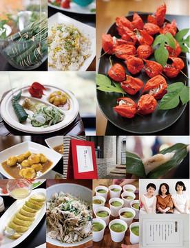 """7月は """"五感食楽""""京のお昼ごはん"""