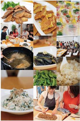 """料理研究家・荒木典子さんによる""""フレーズランチ会""""開催!"""