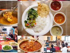 インド・タイ・ベトナム 3ヶ国のカレーを食べ比べるランチ!