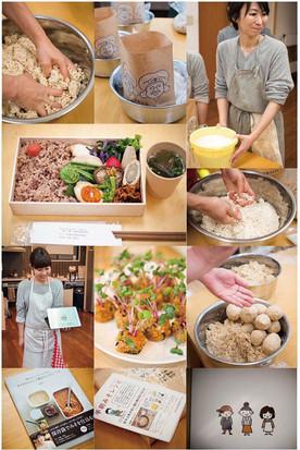 真藤舞衣子先生×五味醤油さんの手前みそ教室を開催